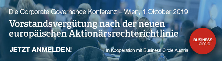Die Corporate Governance Konferenz